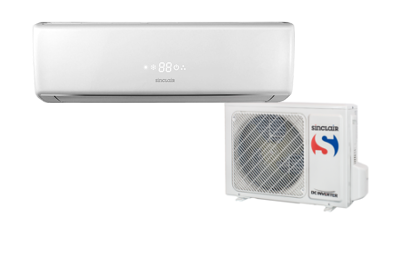 Klimatizace Sinclair VISION ASH-24BIV + Prodloužená záruka 3 roky + ZDARMA SERVIS bez starostí