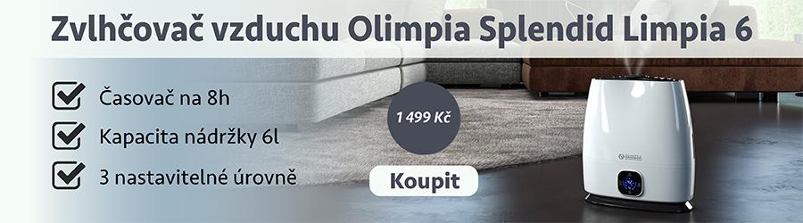Zvlhčovač vzduchu Olimpia Splendid Limpia 6