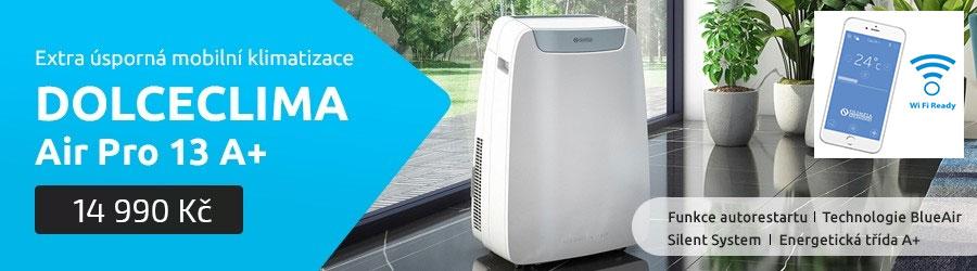 Extra tichá mobilní klimatizace