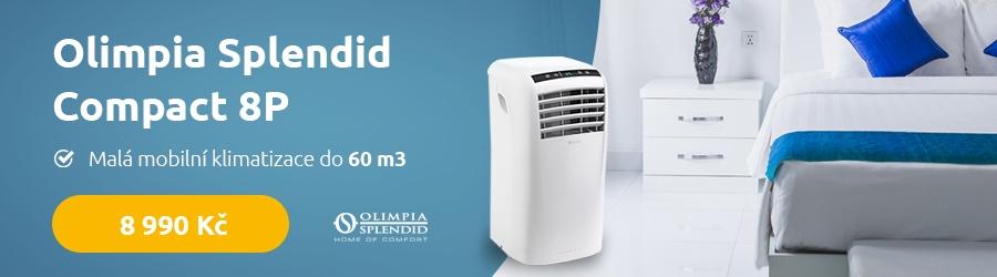 malá klimatizace compact 8P