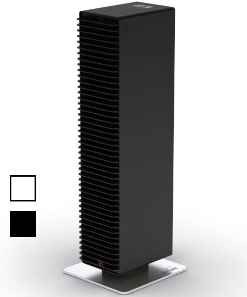 Teplovzdušný ventilátor StadlerForm PAUL černá + Prodloužená záruka 3 roky