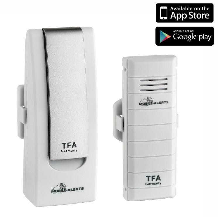 WEATHERHUB č.1 - bezdrátový monitor klimatu TFA 31.4001.02